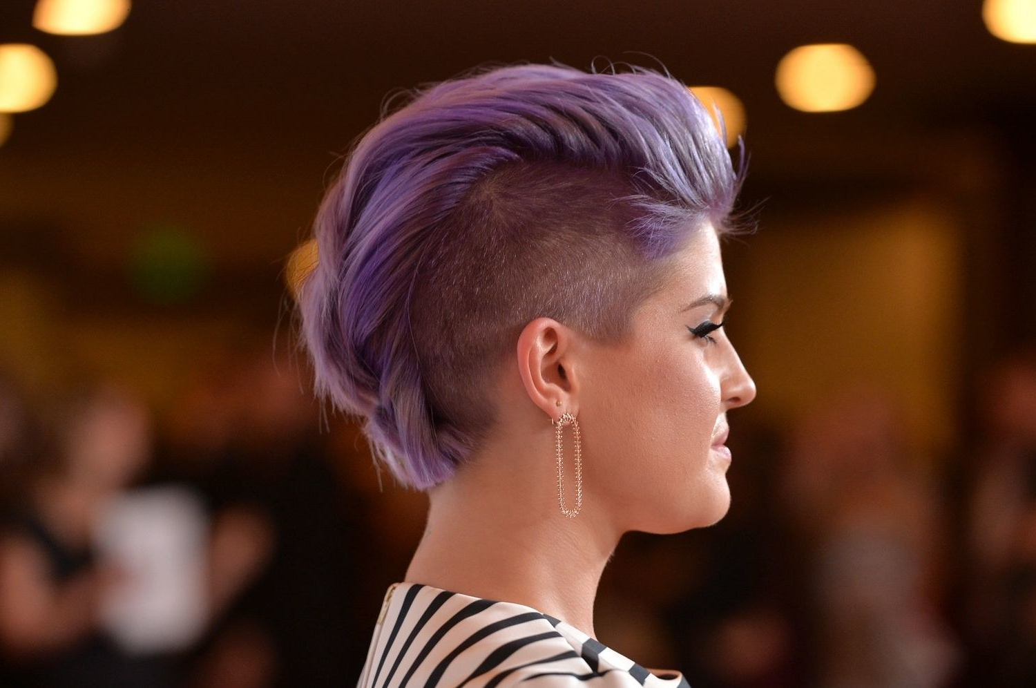 Most Effective Ways To Overcome Kelly Osbourne Hairstyle's Problem Within Kelly Osbourne Short Haircuts (View 20 of 25)