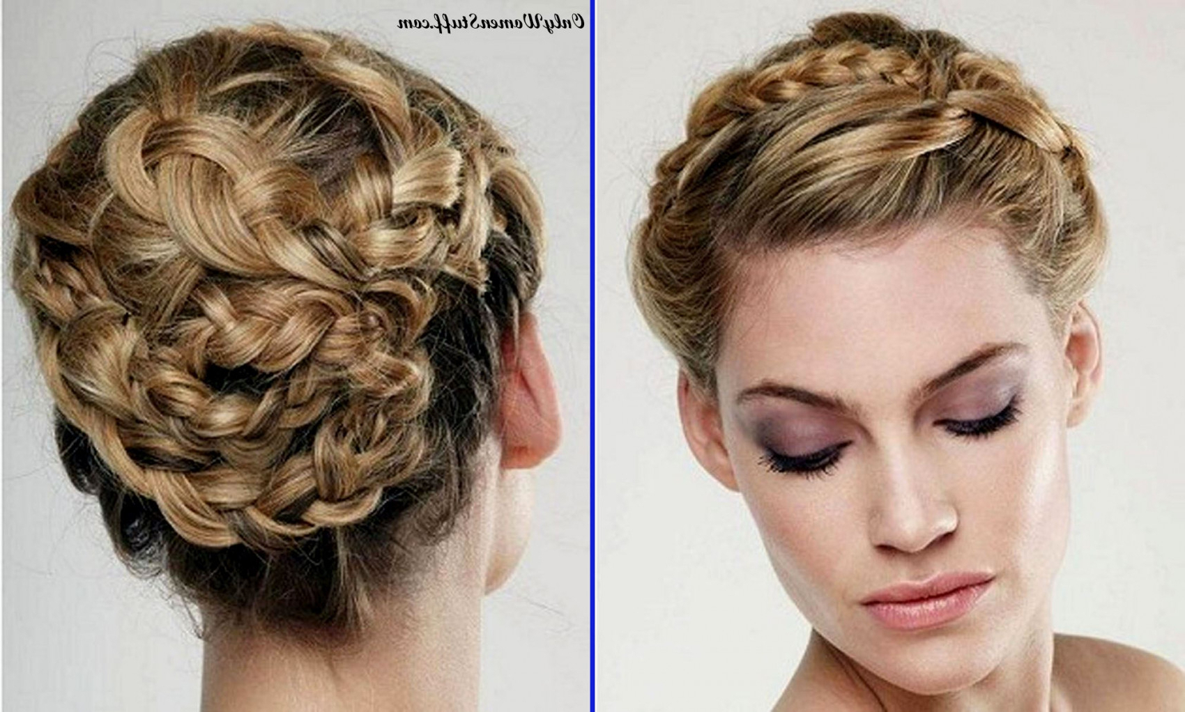 Most Graceful Wedding Hairstyles Updos Short Hair | Latest In Cute Wedding Hairstyles For Short Hair (View 21 of 25)