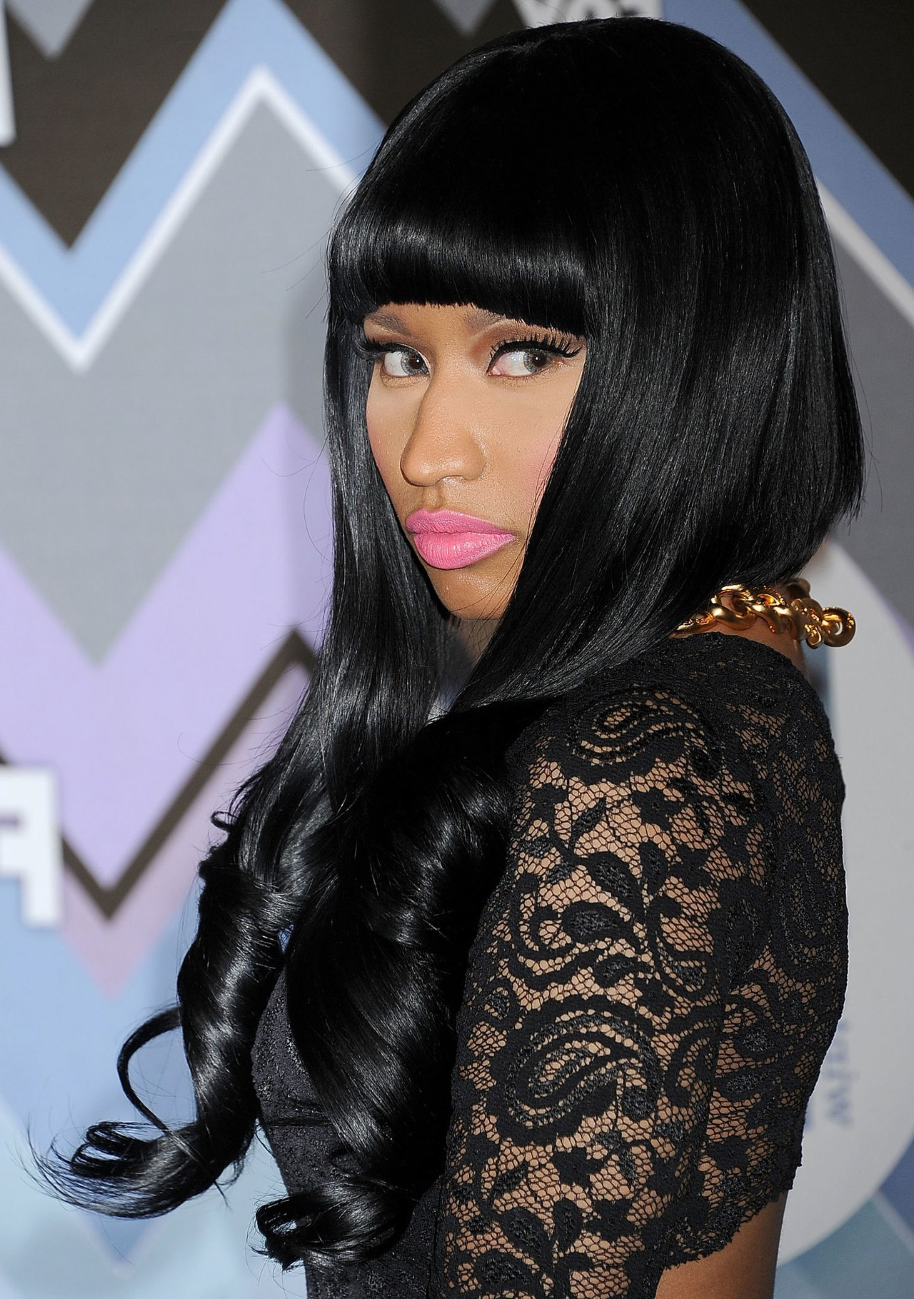 Move Over Half Shaved Heads, I Think Nicki Minaj May Have Discovered Regarding Nicki Minaj Short Haircuts (View 11 of 25)