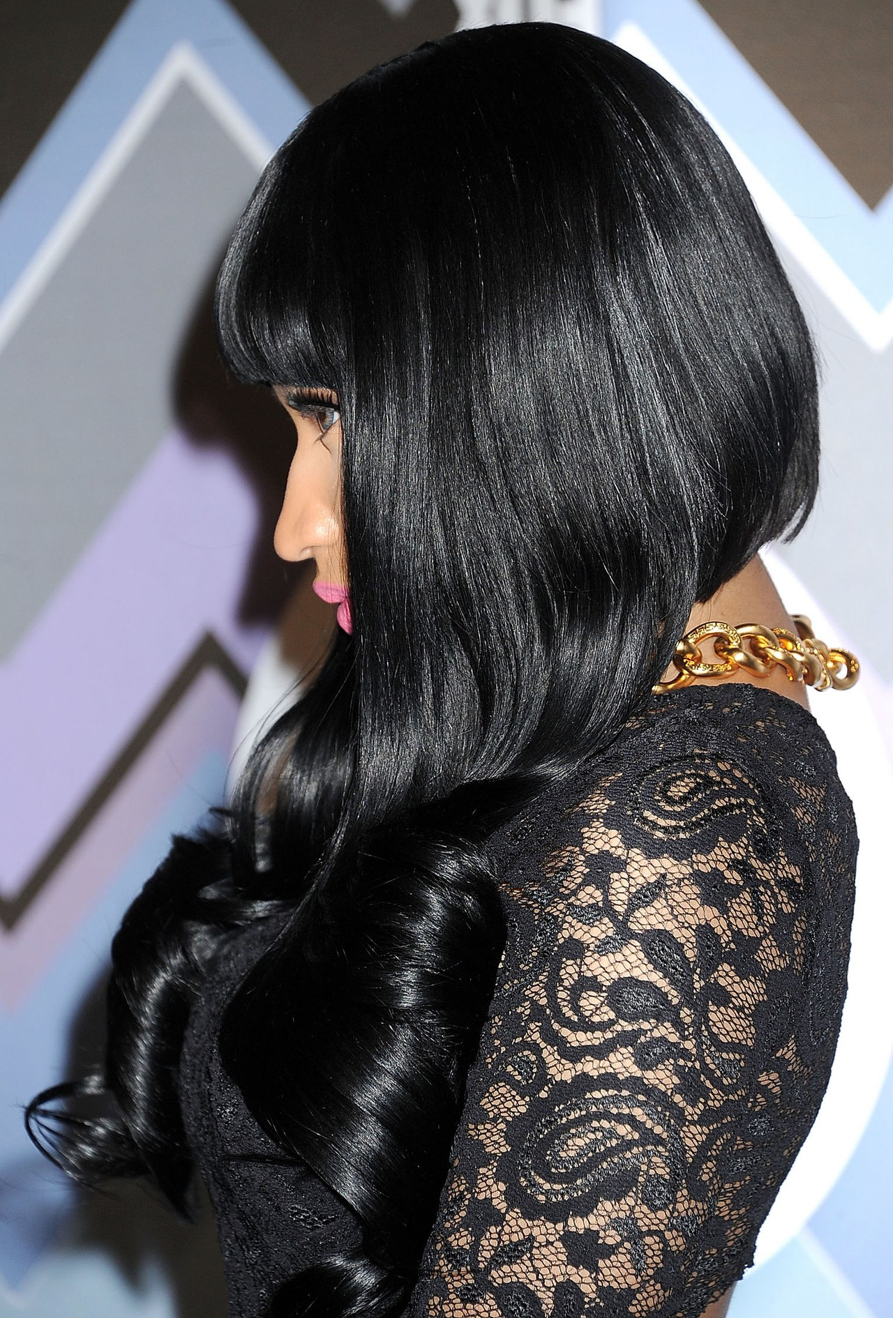 Move Over Half Shaved Heads, I Think Nicki Minaj May Have Discovered With Nicki Minaj Short Haircuts (View 22 of 25)