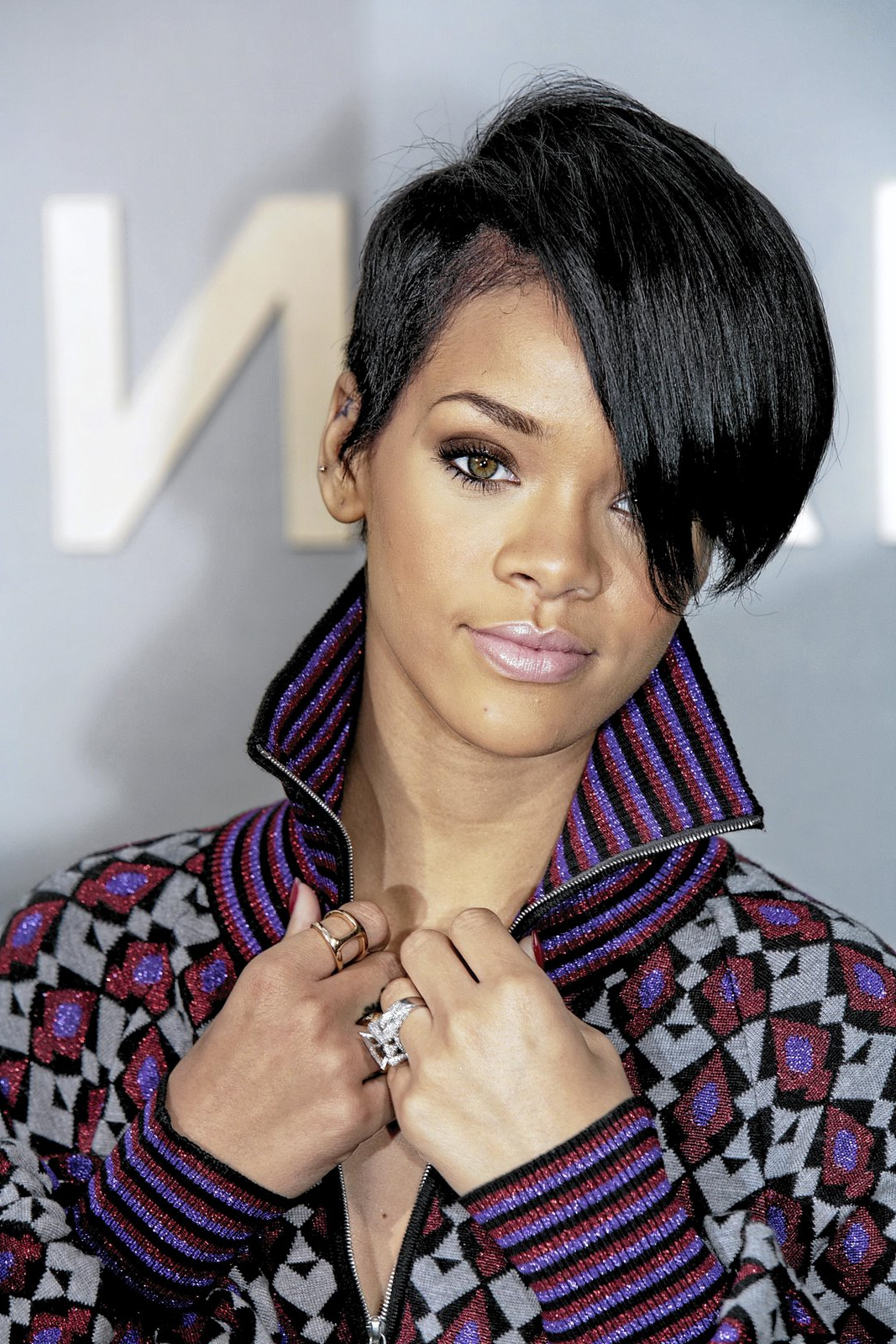 My 411 On Hairstyles: African American Short Hairstyles Pertaining To African American Ladies Short Haircuts (View 24 of 25)