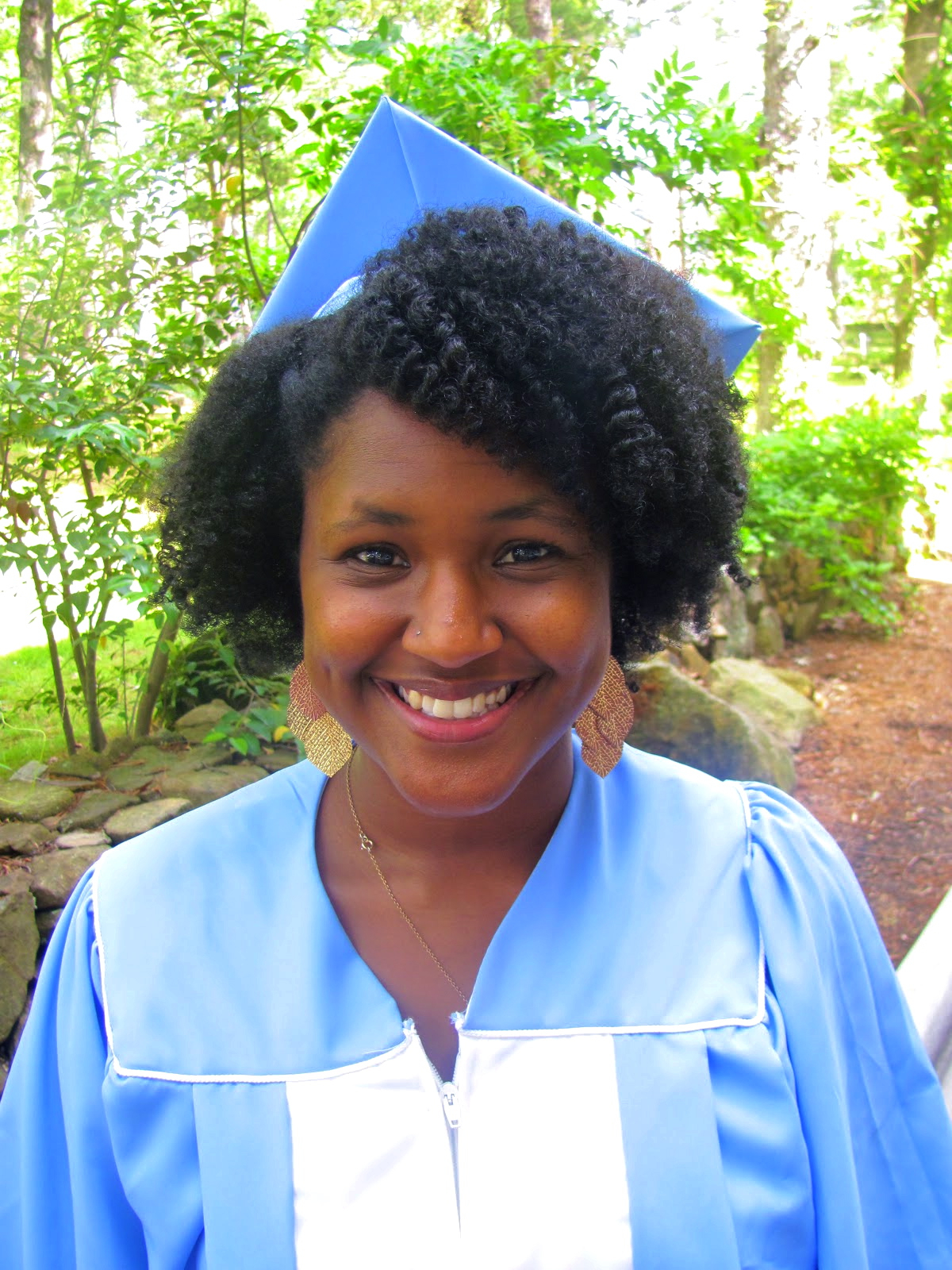 Natural Hair Graduation Styles: Reloaded (2012) | For The Fabulous throughout Short Hair Graduation Cap