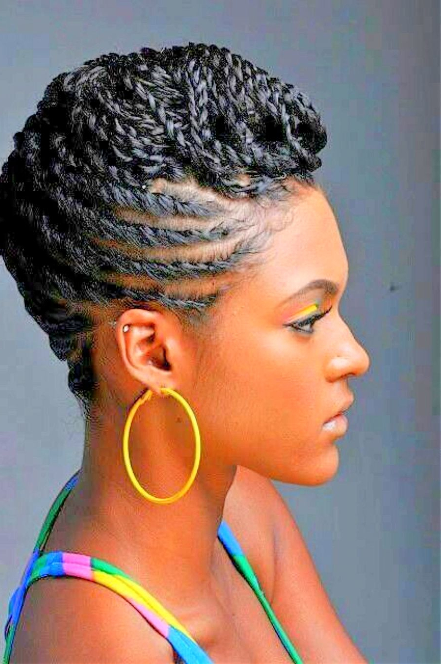Natural Short Hairstyles For Black Women | Hairstyle Ideas In 2018 Pertaining To Black Women Natural Short Haircuts (View 17 of 25)