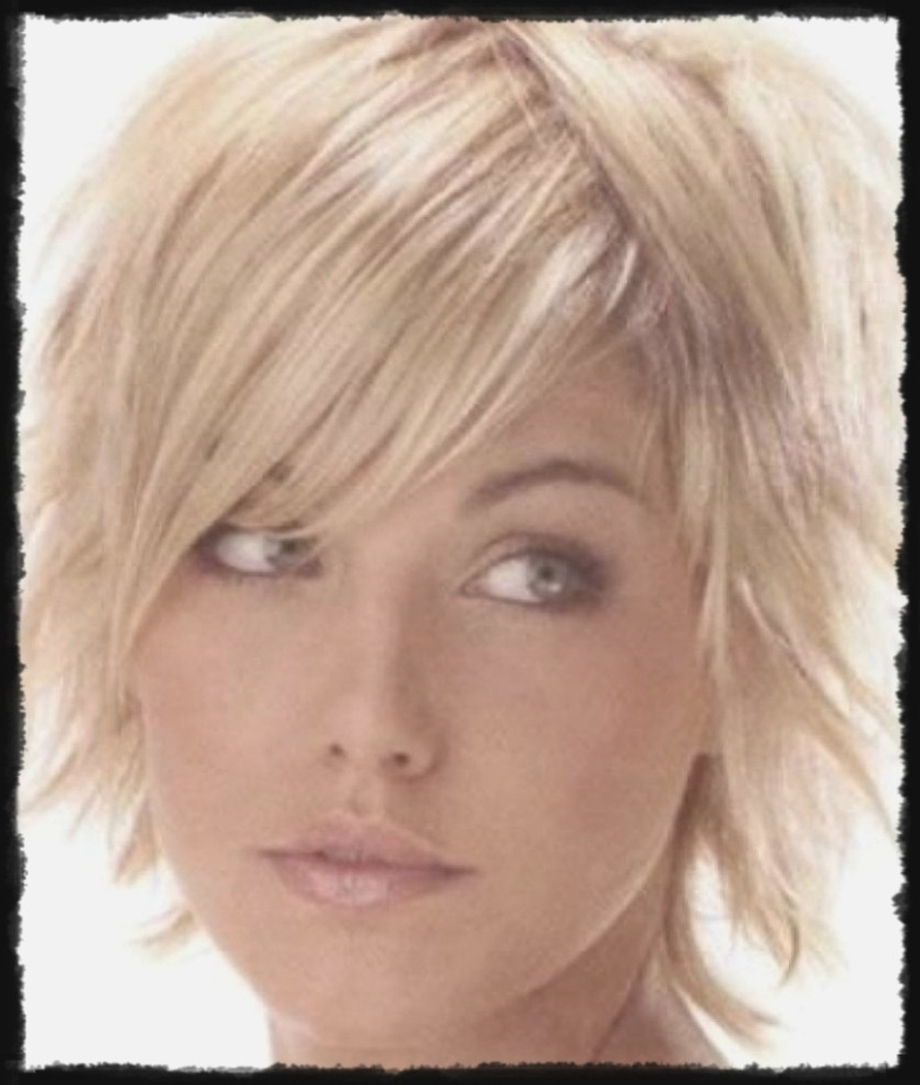 Never Underestimate The Influence Of   The Hairstyles Ideas Intended For Short Hairstyles For Fine Hair And Long Face (View 16 of 25)