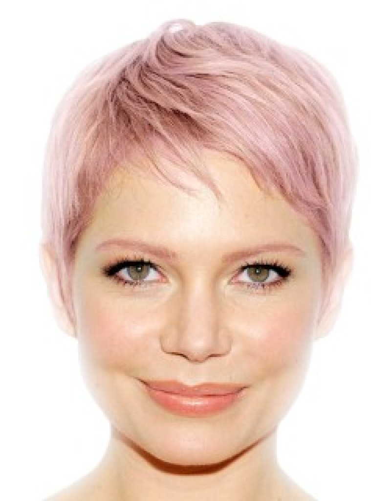 New Hairstyle 2014: Hairstyles For Very Round Faces intended for Short Girl Haircuts For Round Faces