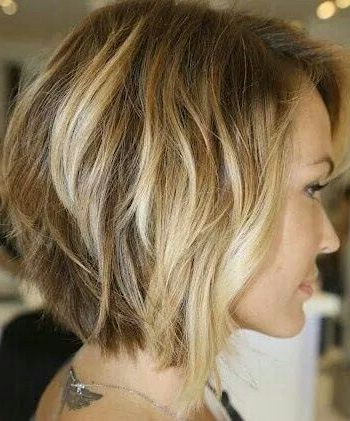 "New"" Shaggy "" In Bronde 