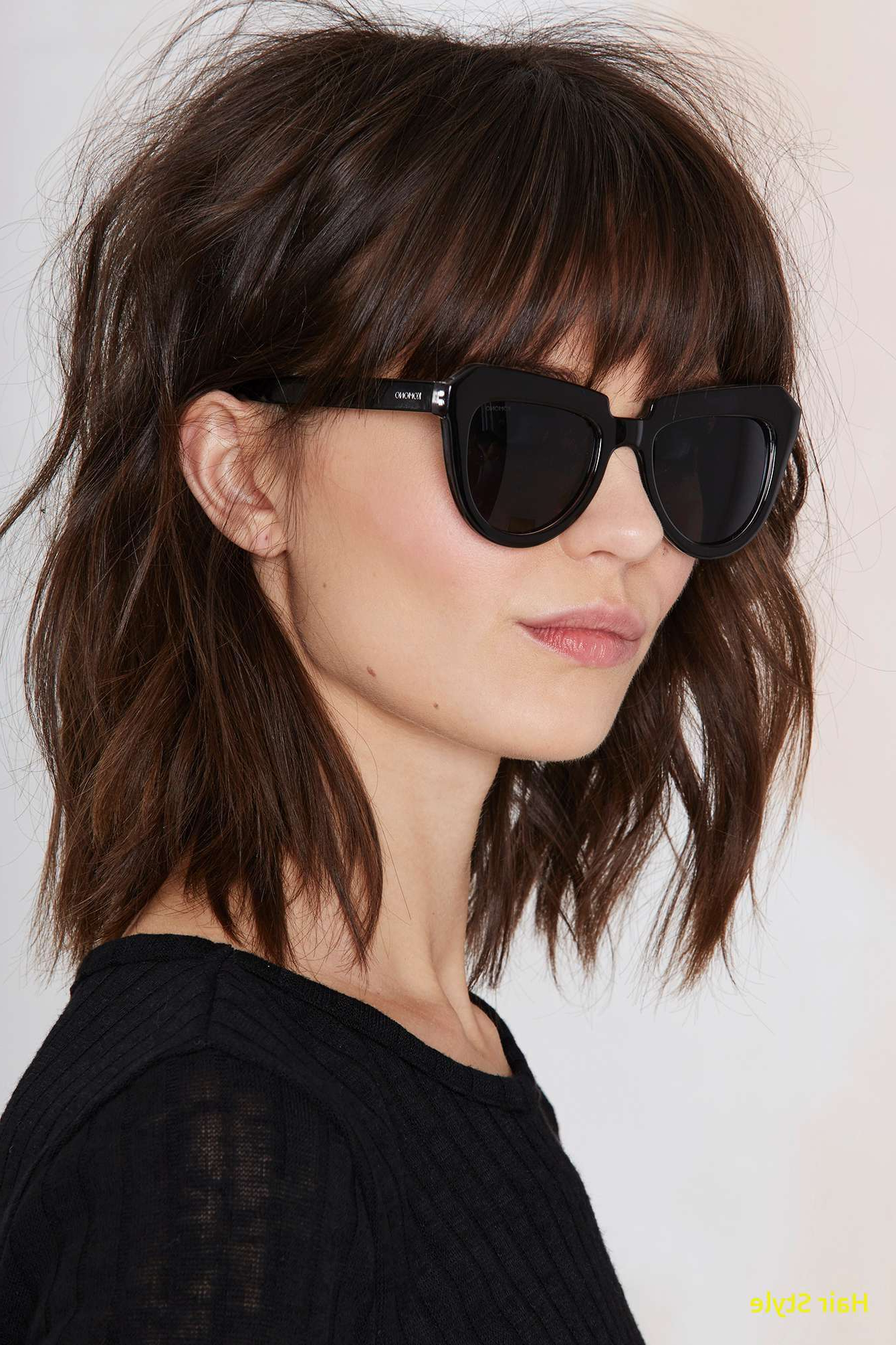 New Short Hairstyles With Glasses | Best Hairstyles Throughout Short Haircuts With Glasses (View 25 of 25)
