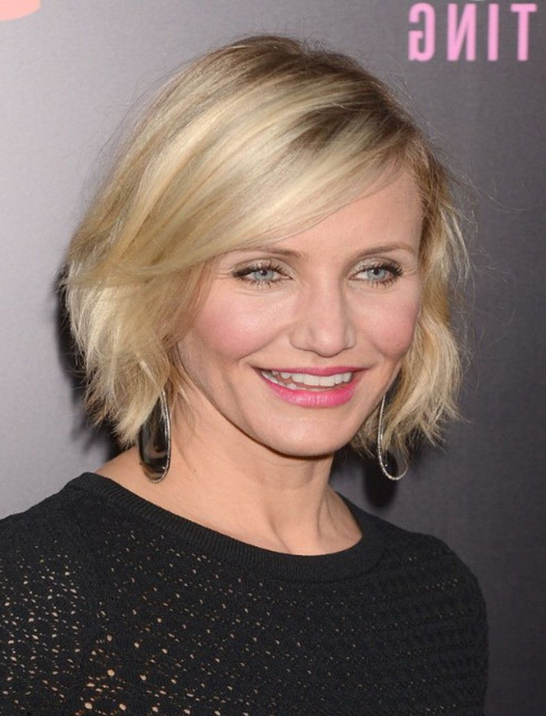 New Trending Women Hairstyles | Medium Hairstyles For Women In Their regarding Short Haircuts For Women In Their 40S