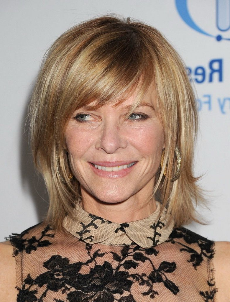 New Trending Women Hairstyles   Waves Hairstyles For Women In Their With Short Haircuts For Women In Their 40S (View 10 of 25)