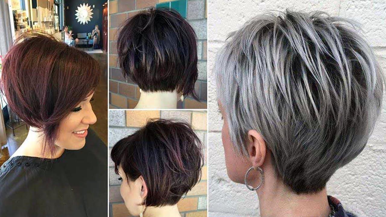 Newest Short Haircuts For Women | Short Womens Hairstyles And inside Short Haircuts For Women With Grey Hair
