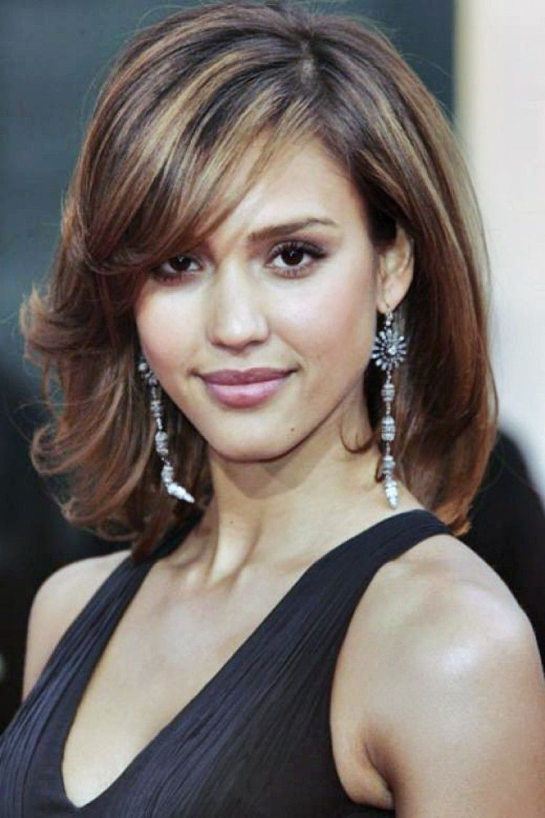 Nice Hairstyles For Long Thin Faces | Long Hairstyles | Pinterest pertaining to Short Haircuts For Thin Faces