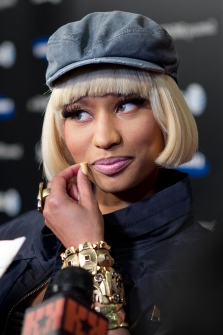 Nicki Minaj Fansite | Nickiminaj21 Throughout Nicki Minaj Short Haircuts (View 10 of 25)