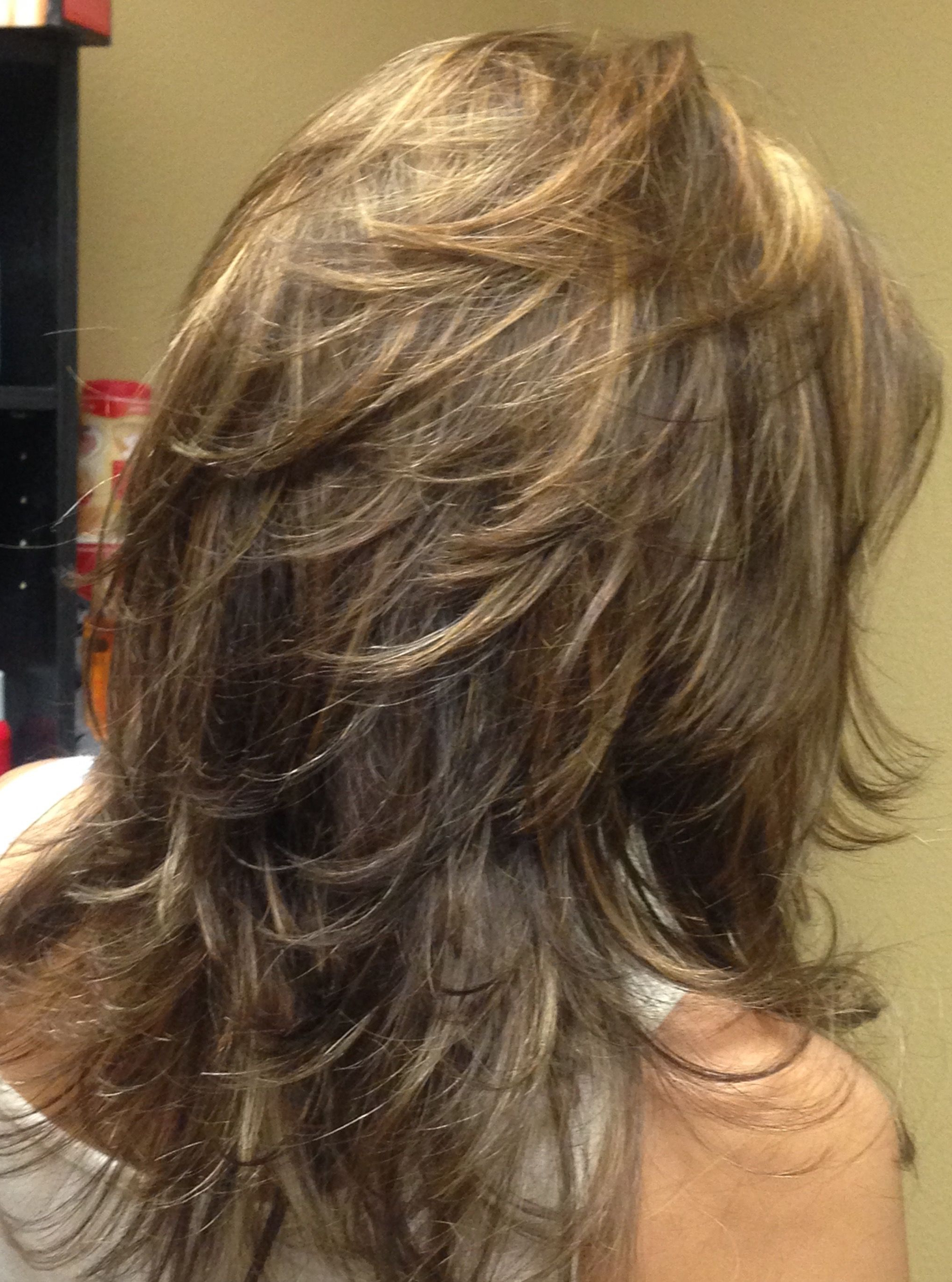 Not A Short Haircut But Too Pretty Not To Save | Hair And Makeup In within Short To Mid Length Layered Hairstyles