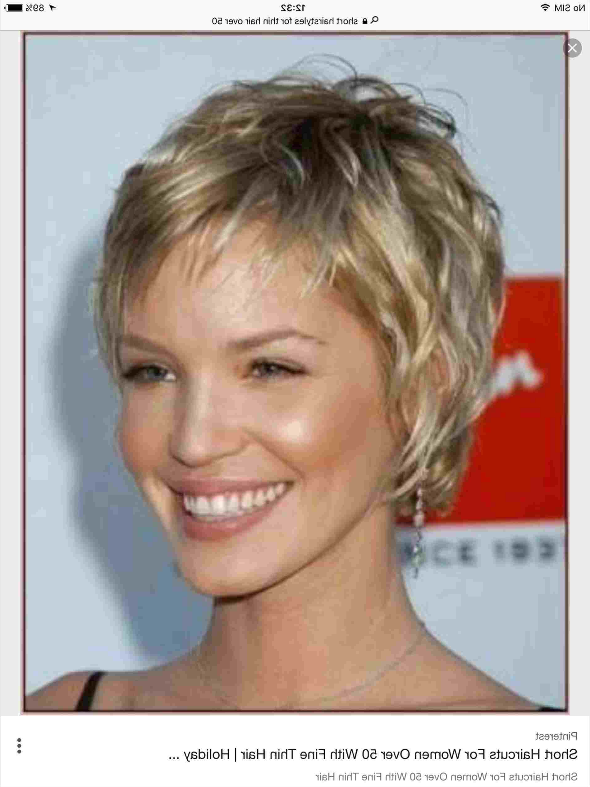 Older Ladies Round Faces Curly Rhvidesainfo Ideas Ladies Short Throughout Short Hairstyles For Round Faces And Thin Fine Hair (View 17 of 25)