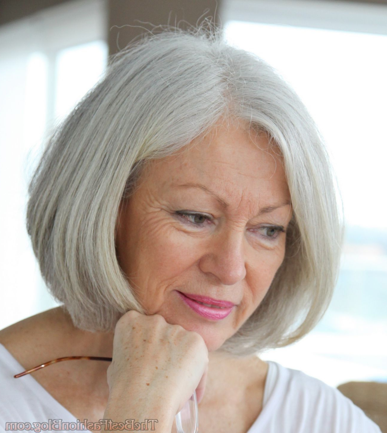 Older Women Short Haircuts 2018 intended for Short Hairstyles For Mature Woman