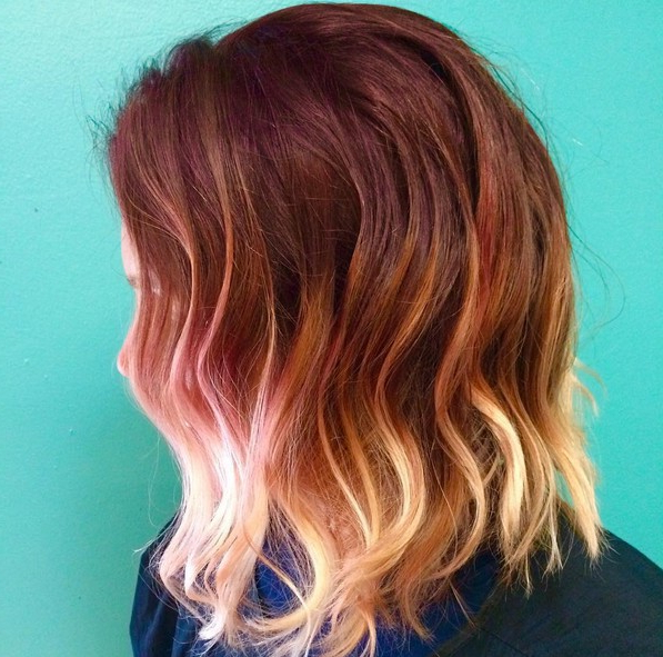 Ombre Archives » Blonde Hairstyles Gallery 2018 With Regard To Hazel Blonde Razored Bob Hairstyles (View 23 of 25)