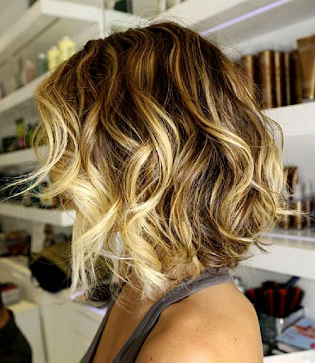 Ombre Hair Color On Short Hair Cute Short Hairstyles Ombre Ideas with regard to Cute Color For Short Hair