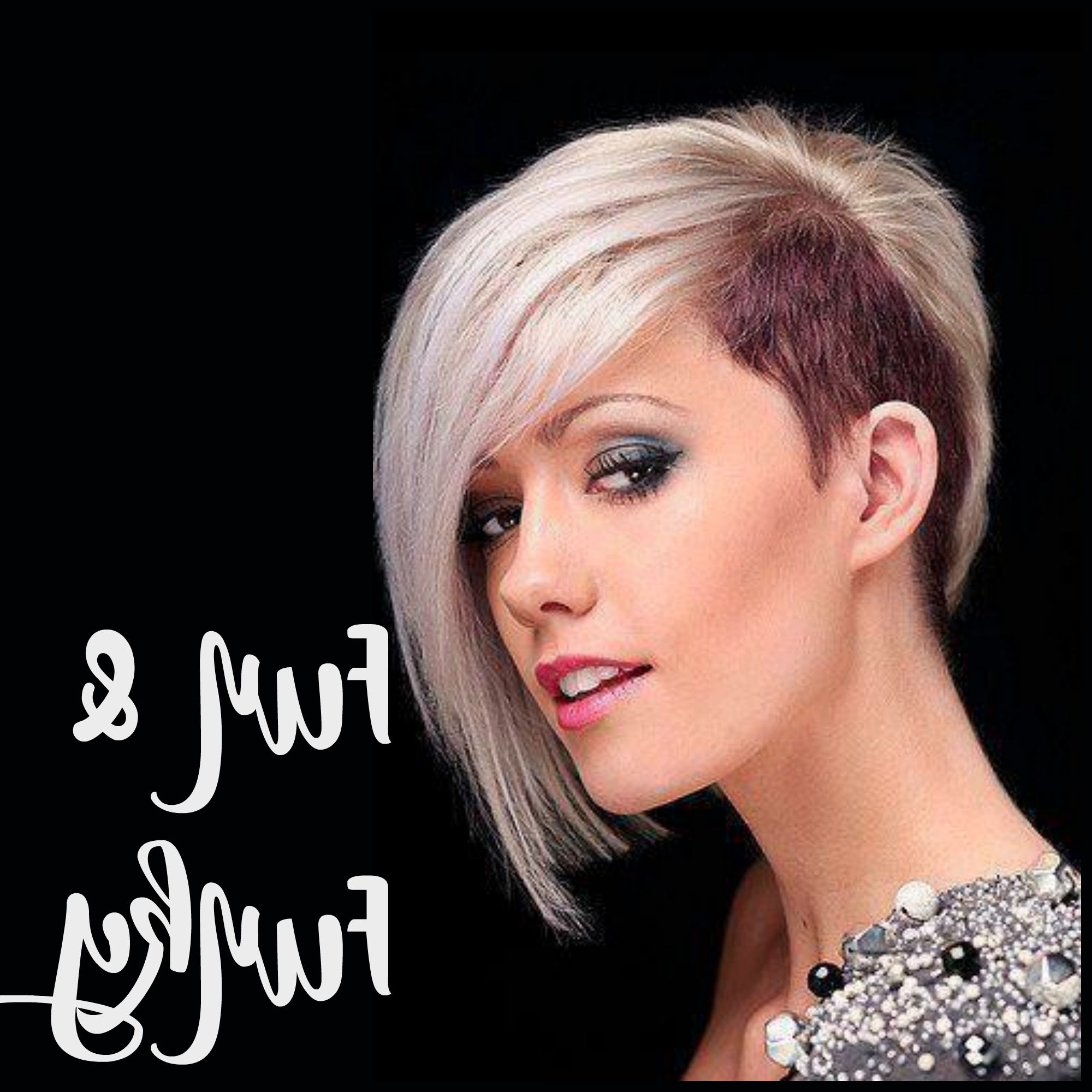 One Side Shave | Beauty (Hair, Nails, Make Up, Clothes, Shoes) In with regard to Short Haircuts With One Side Shaved