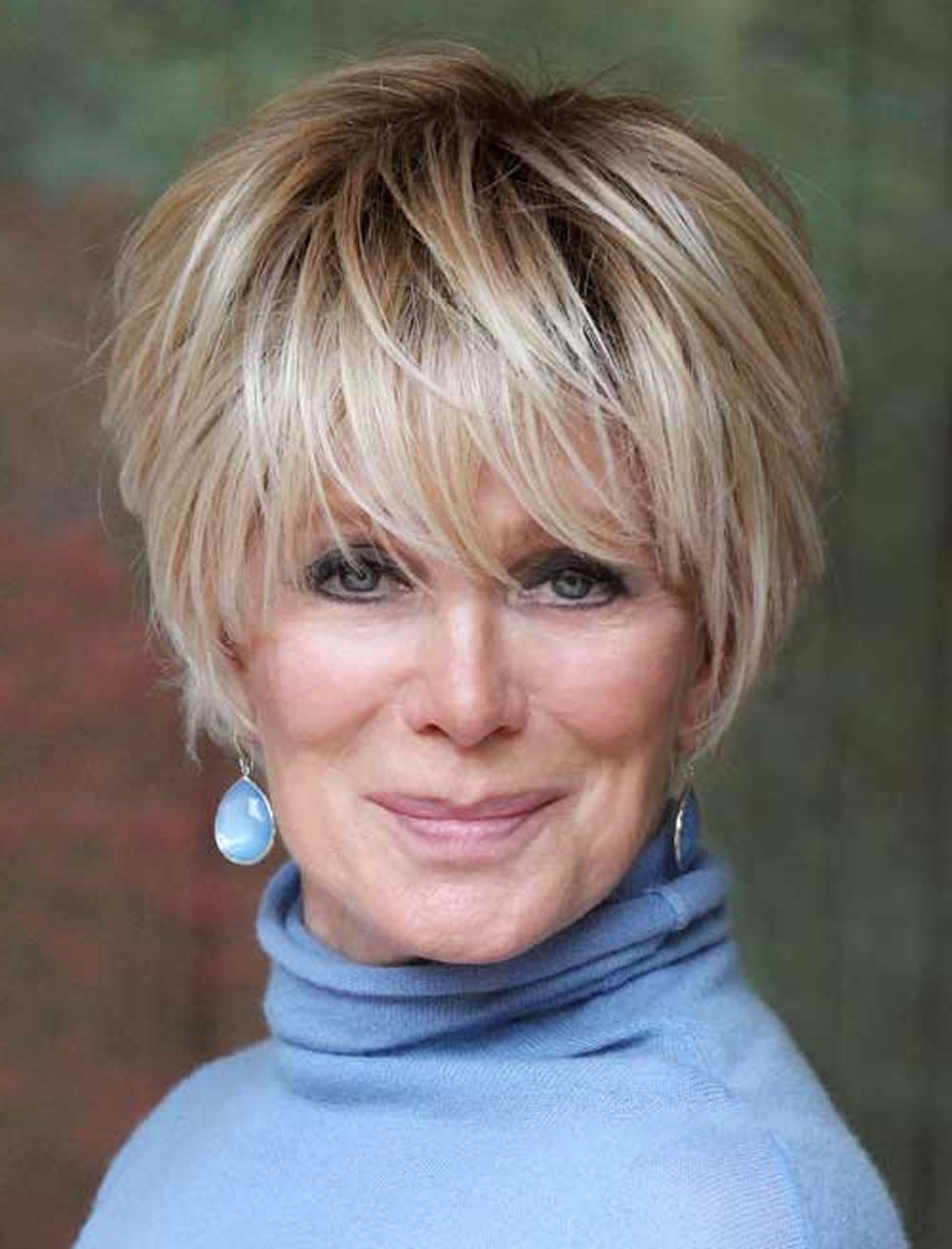 Over 50 Short Hairstyles Short Hairstyles For Women Over 50 Fave With Short Women Hairstyles Over  (View 12 of 25)