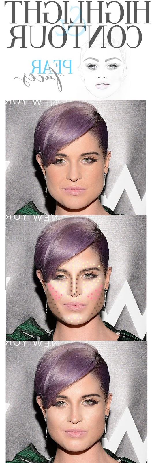 Pear Face Shape? You Have A ''difficult'' Shape! – The Haircut Web Within Short Hairstyles For Pear Shaped Faces (View 16 of 25)