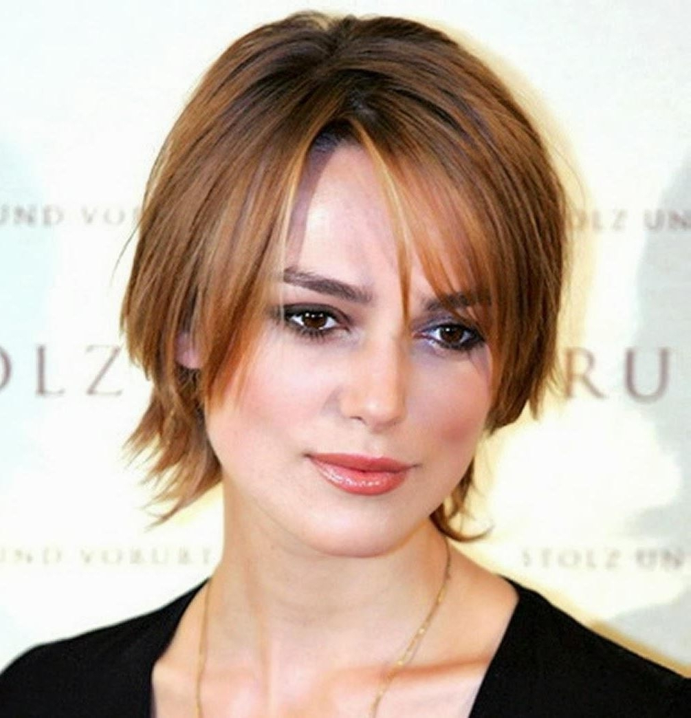 Photo: Short Haircuts For Round Faces And Glasses Short Hairstyles For Short Haircuts For Round Faces And Glasses (View 14 of 25)