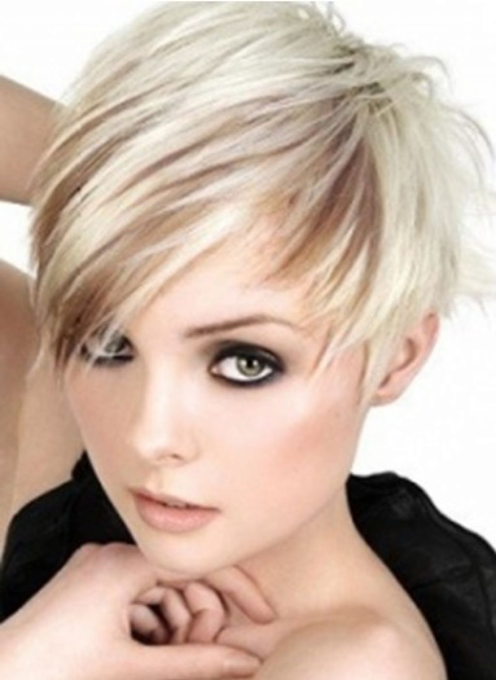 Picture Of Asymmetric Short Haircuts Ideas – Popular Long Intended For Asymmetric Short Haircuts (View 14 of 25)