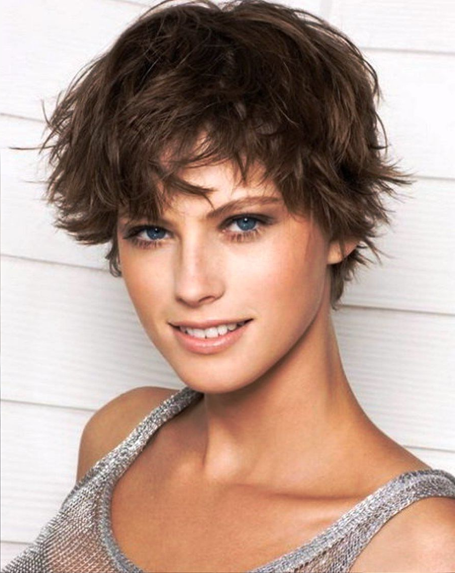 Pictures Of Beautiful Messy Short Hairstyles   Beauty   Pinterest Pertaining To Messy Short Haircuts For Women (View 20 of 25)