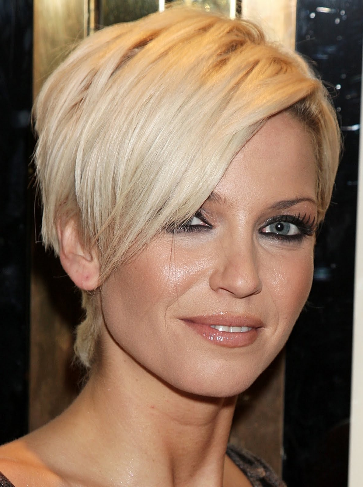 Pictures Of Photos – Short Hair Cuts And Styles ]:= Pertaining To Cute Celebrity Short Haircuts (View 9 of 25)