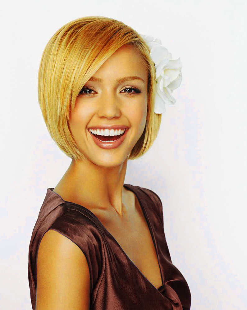 Pictures Of Photos – Short Haircuts Improve Jessica Alba ]:=  Intended For Jessica Alba Short Hairstyles (View 18 of 25)