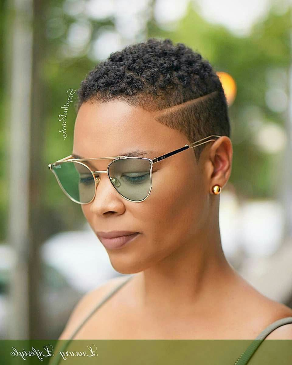Pin5978627556 On Nails Hair & Makeup | Pinterest | Short Hair Pertaining To Mohawk Short Hairstyles For Black Women (View 8 of 25)