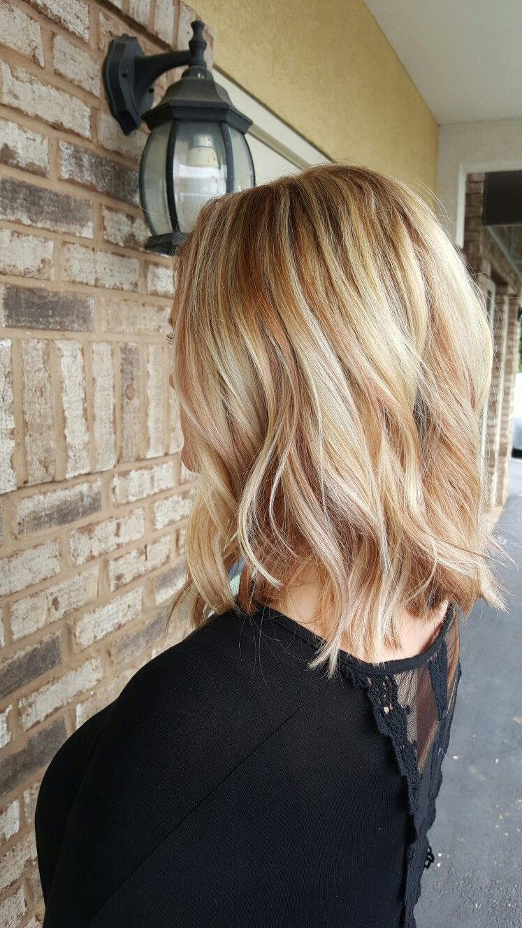 Pinadriana Mckenzi On Short Hairstyles In 2018   Pinterest Within Strawberry Blonde Short Haircuts (View 6 of 25)