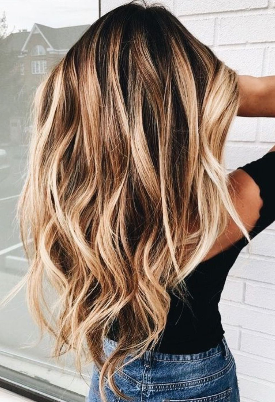 Pinangelic Fokkens On Hair | Pinterest | Hair Style, Hair Pertaining To Angelic Blonde Balayage Bob Hairstyles With Curls (View 9 of 25)
