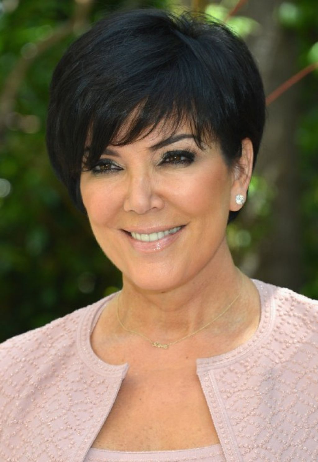 Pincarol Hall On Hair | Pinterest | Hair, Short Hair Styles And With Regard To Kris Jenner Short Haircuts (View 7 of 25)