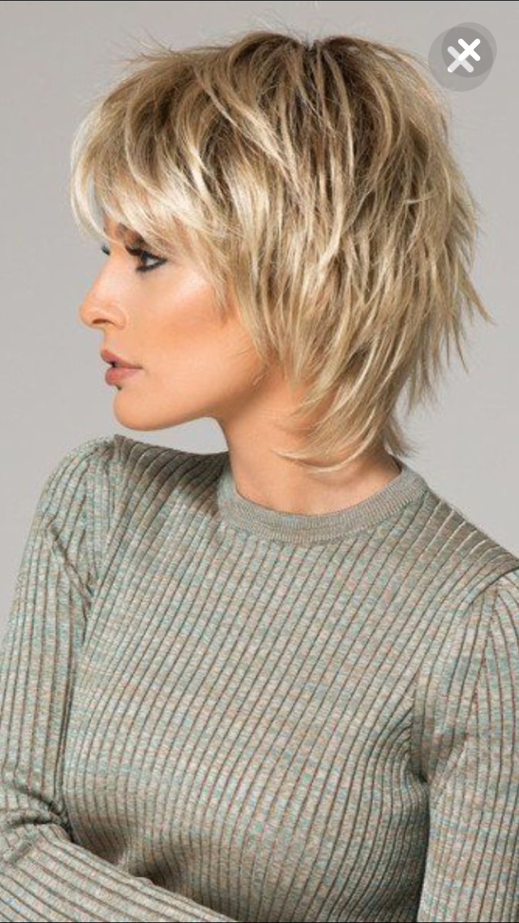 Pincmj On Hair Styles I Like In 2018 | Pinterest | Short Hair Throughout Cute Shaggy Short Haircuts (View 18 of 25)
