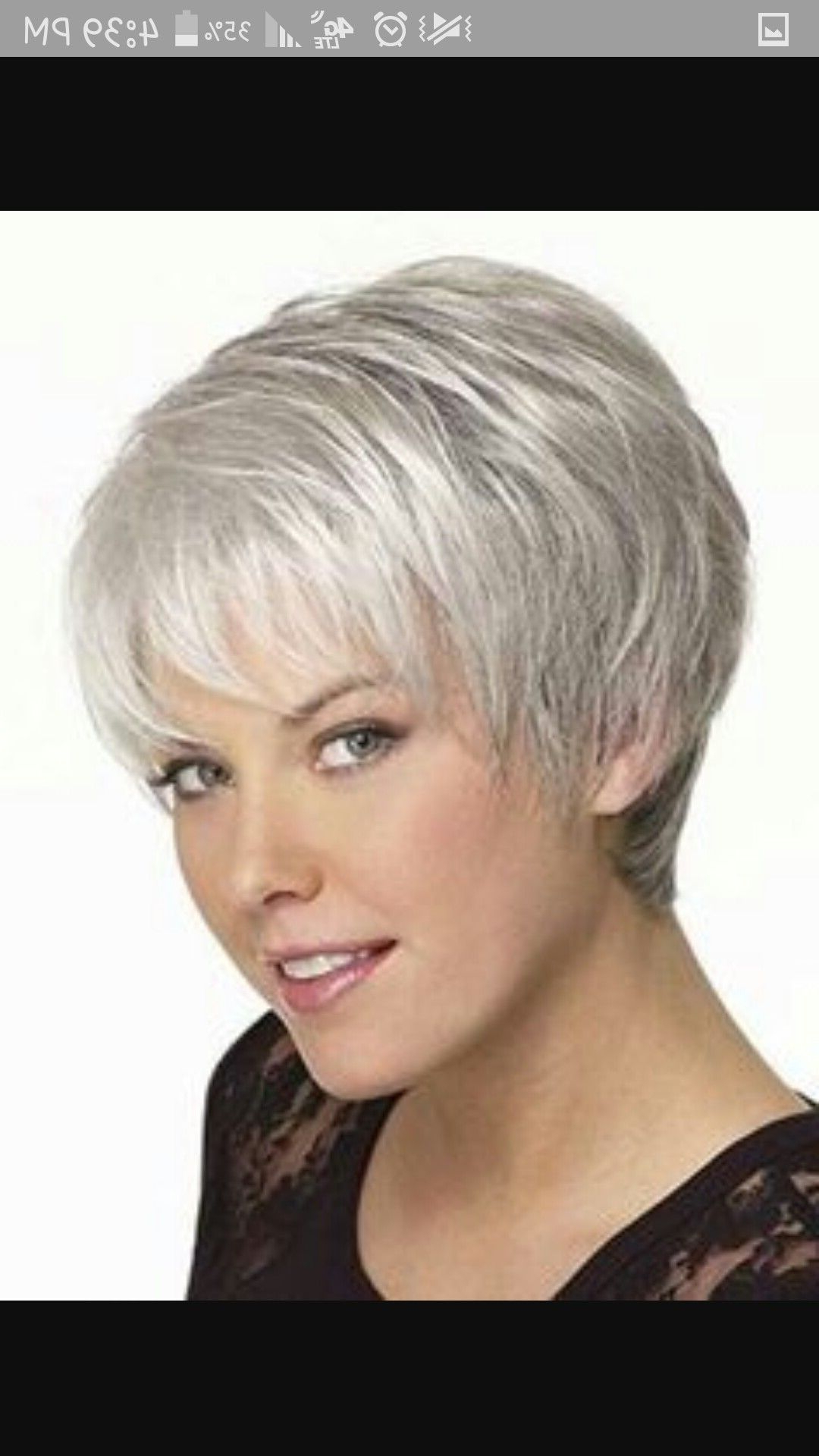 Pincyd Funk On Haircuts   Pinterest   Haircut Styles Intended For Short Cuts For Over (View 24 of 25)