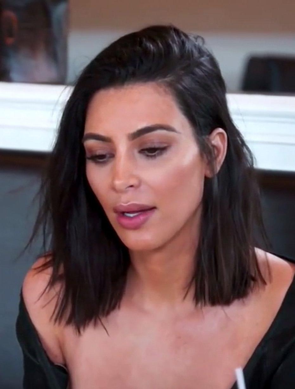 Pindeborah Praha?makeup Ideas, Skincare Tips & Street Style On With Regard To Kim Kardashian Short Haircuts (View 3 of 25)
