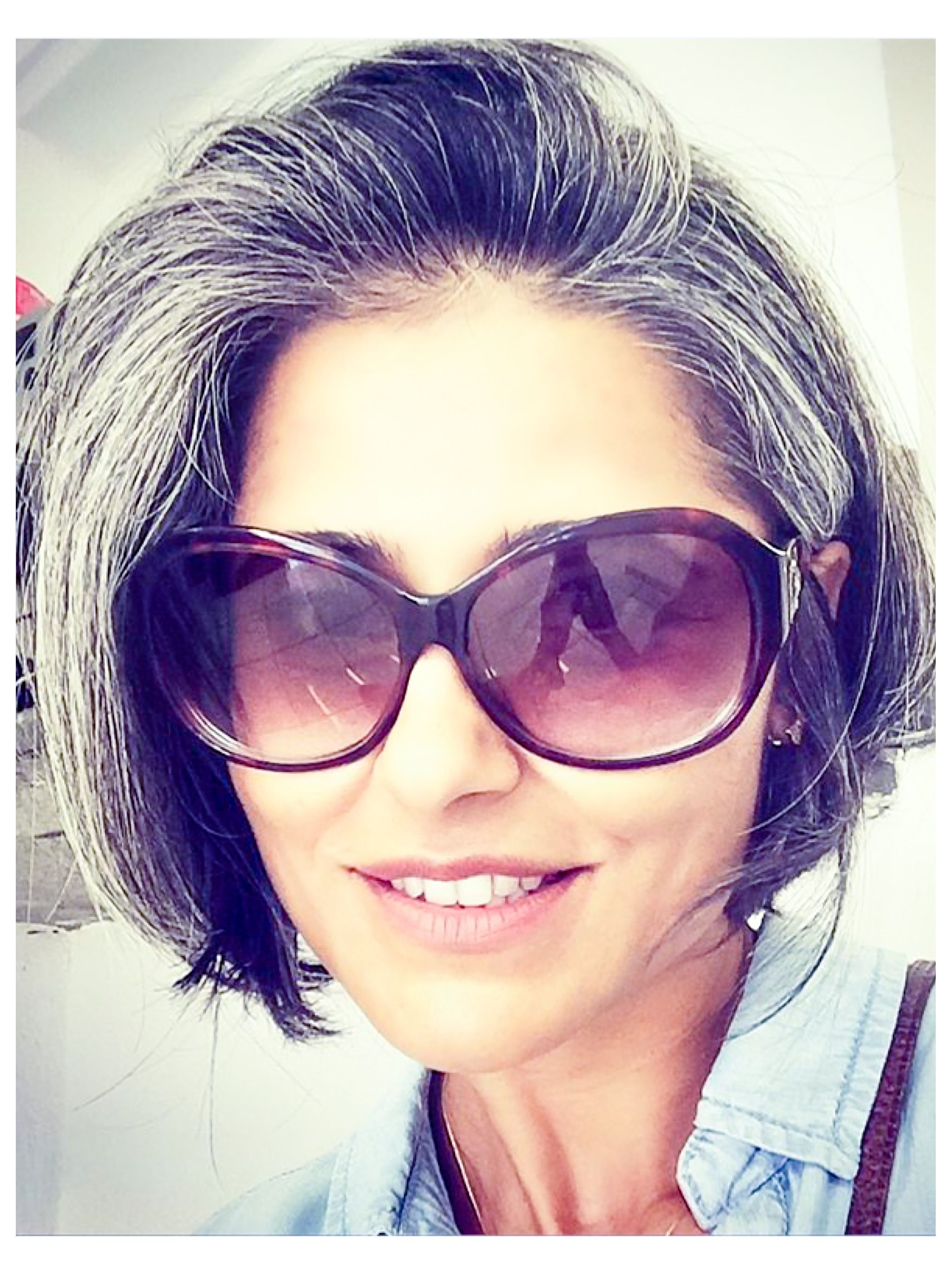 Pindondenorma On Gray Hair Divas – Divinas Canas | Pinterest Throughout Short Hairstyles For Salt And Pepper Hair (View 21 of 25)