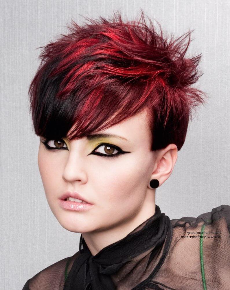 Pingi Gi Albarran On Hair | Pinterest | Hair, Short Hair Styles With Regard To Short Haircuts With Red Hair (View 25 of 25)