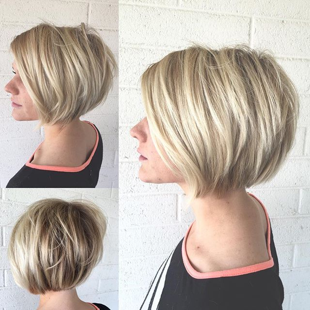 Pinhannah Mary Joubert On Hair | Pinterest | Amazing Hair Pertaining To Southern Belle Bob Haircuts With Gradual Layers (View 24 of 25)