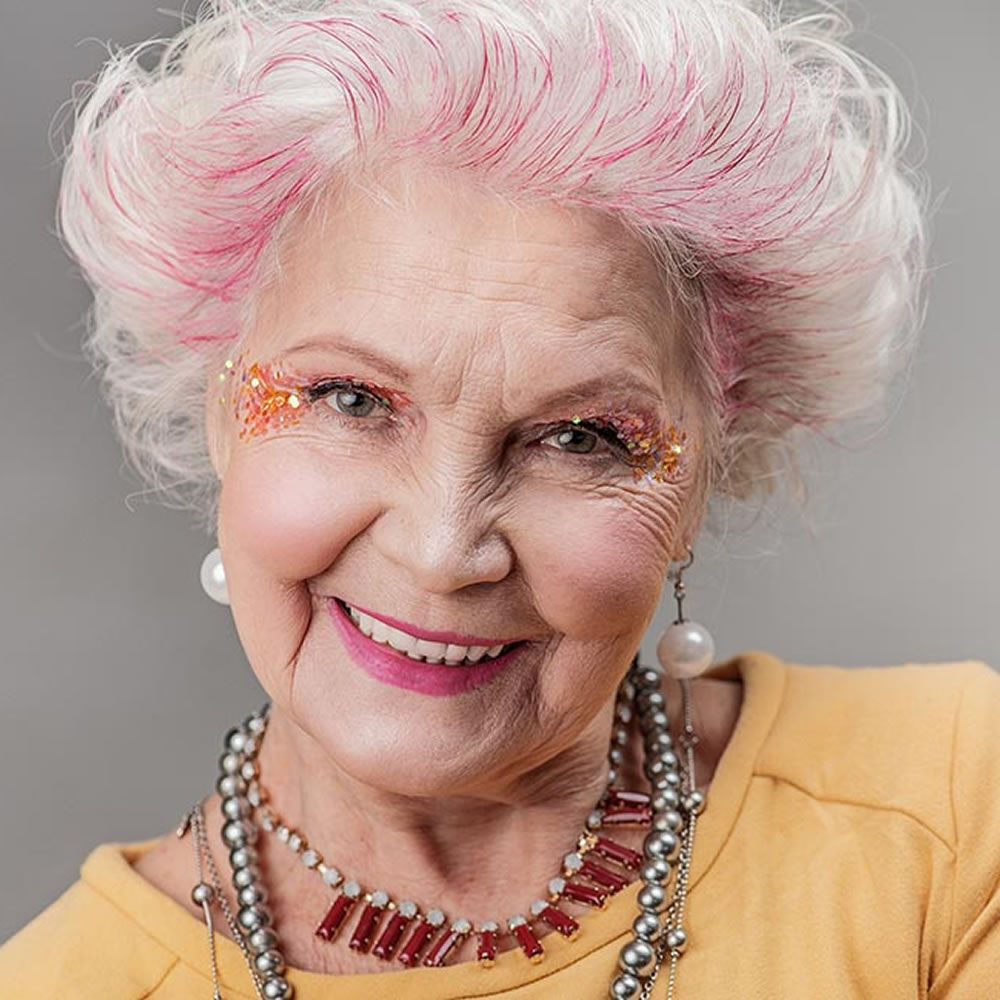 Pink Short Hairstyles And Hair Color Ideas For Older Women 2019 For Pink Short Hairstyles (View 5 of 25)