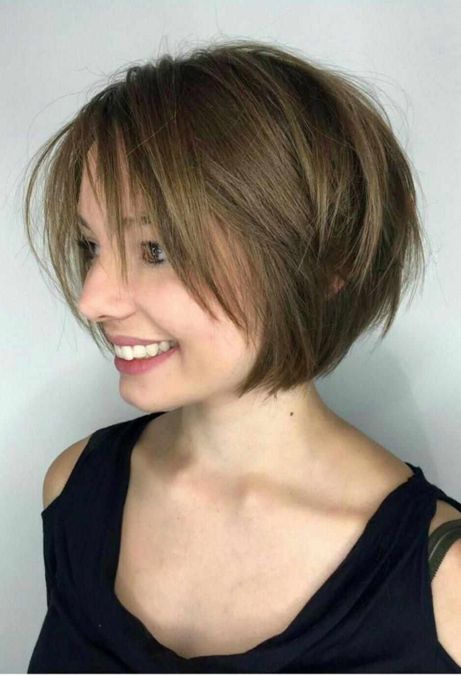 Pinlindsey Rogers On Hair In 2018 | Pinterest | Hair, Hair Inside Choppy Short Hairstyles (View 23 of 25)