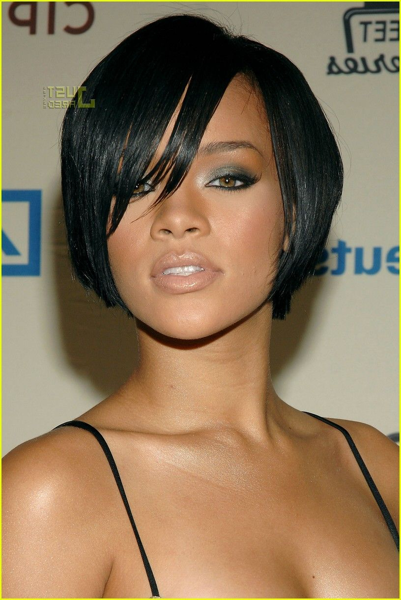 Pinnitra Thicknbeautiful On Bob   Pinterest   Short Hair Styles With Short Layered Hairstyles For Black Women (View 10 of 25)
