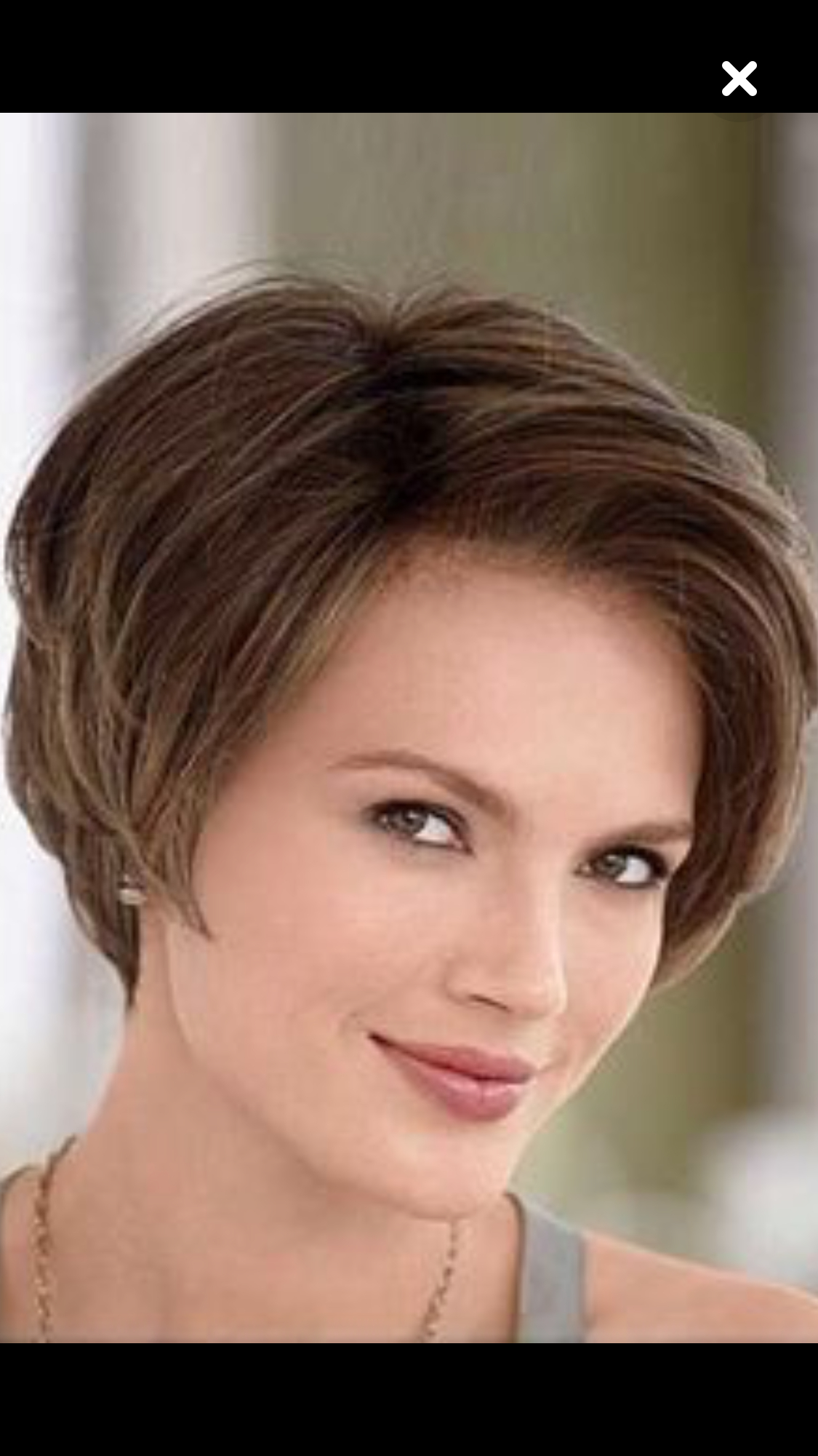Pinronda Walker On Hair In 2018 | Pinterest | Hair Styles, Short With Oval Face Short Hair (View 24 of 25)
