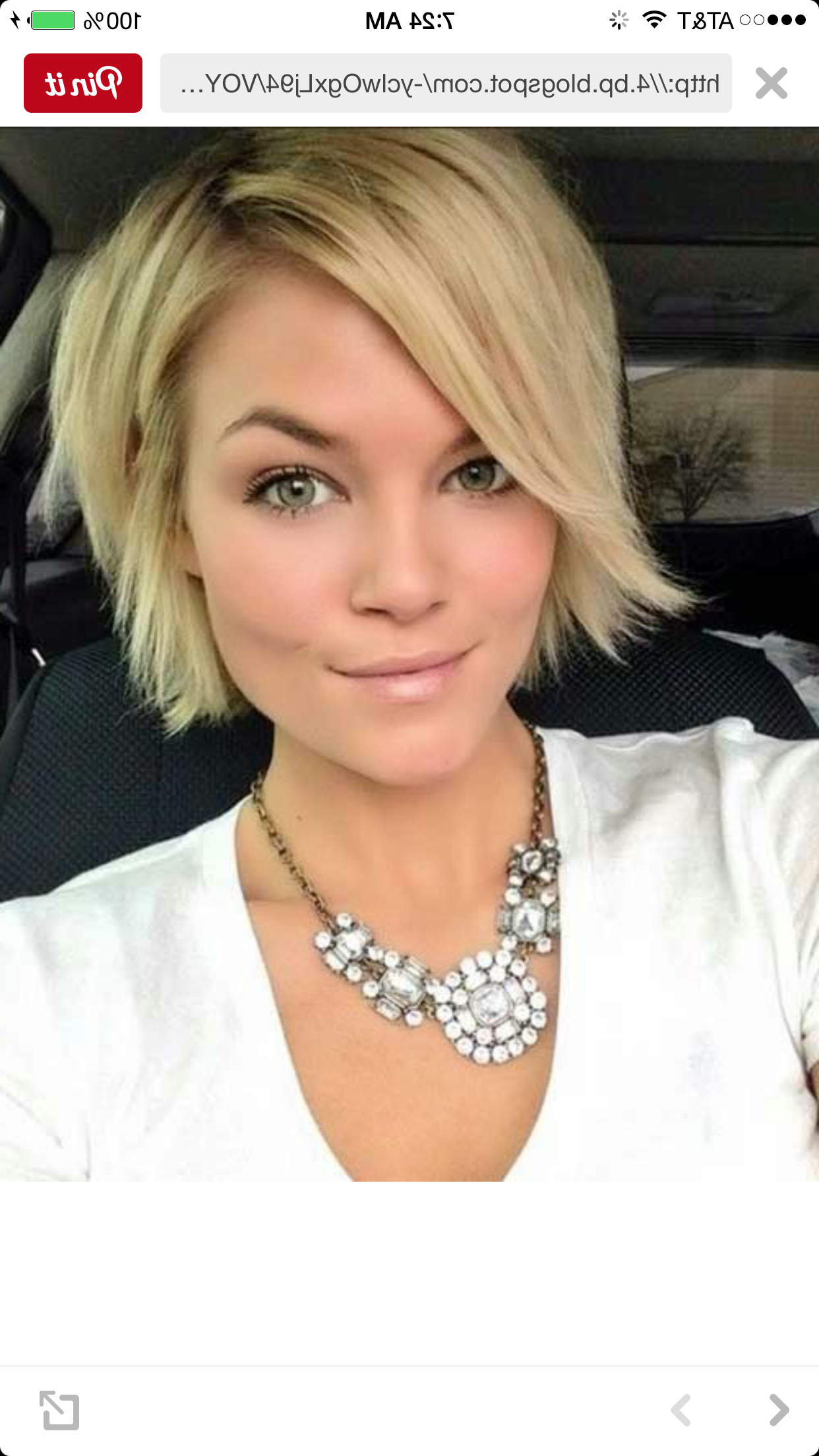Pinruth Phillips On Knew Of Hair 2018 | Pinterest | Hair Style For Cute Short Haircuts For Thin Straight Hair (View 13 of 25)
