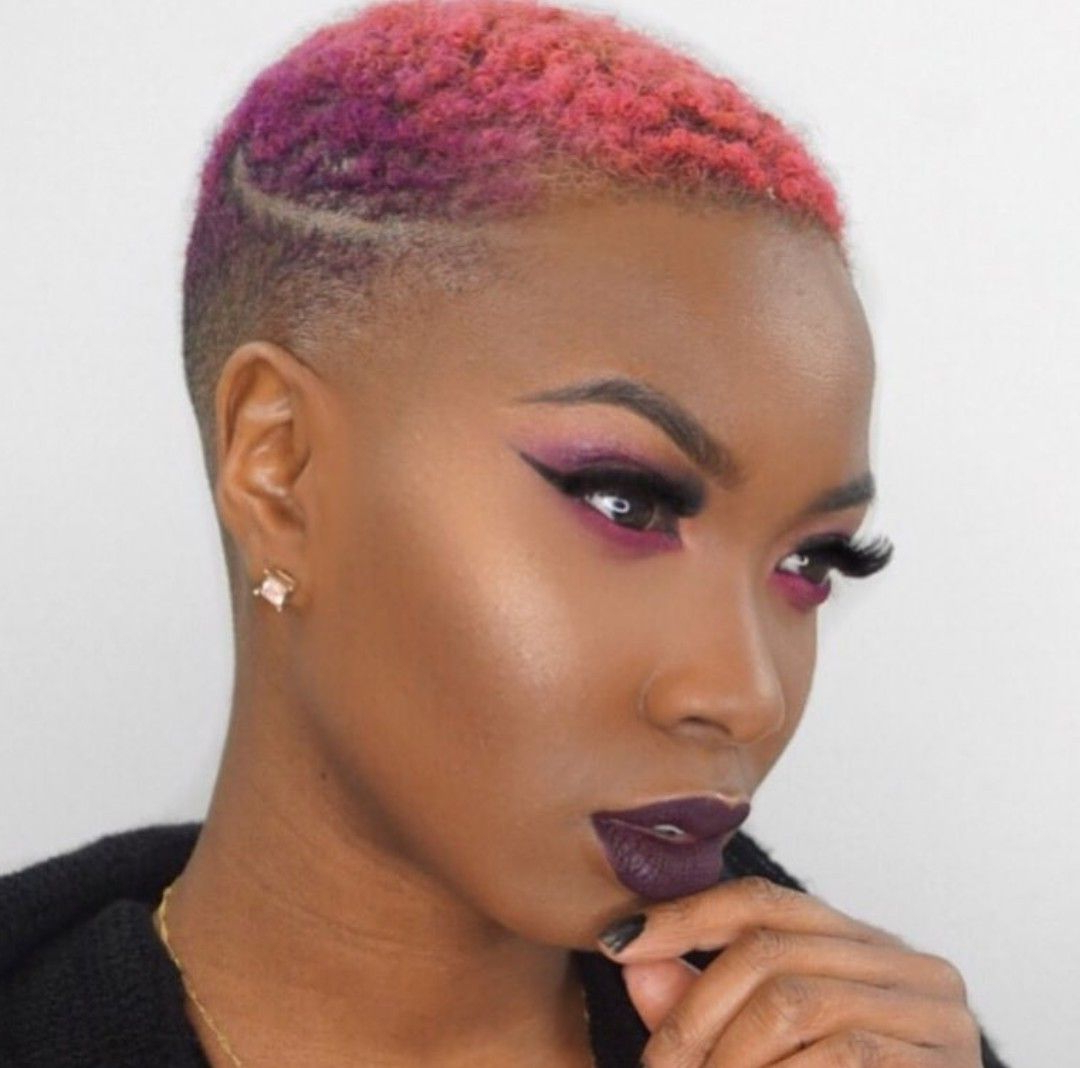 Pintaleriacarmen On Short Hair | Pinterest | Short Hair, Shorts For Short Haircuts For Black Women Natural Hair (View 21 of 25)