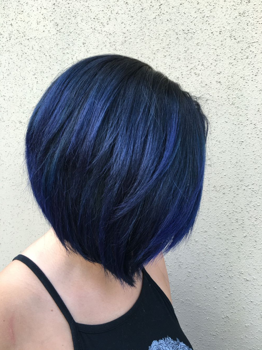 Pinvictoriakenny On Short Hairstyles In 2018 | Pinterest | Hair With Regard To Black Bob Short Hairstyles (View 16 of 25)