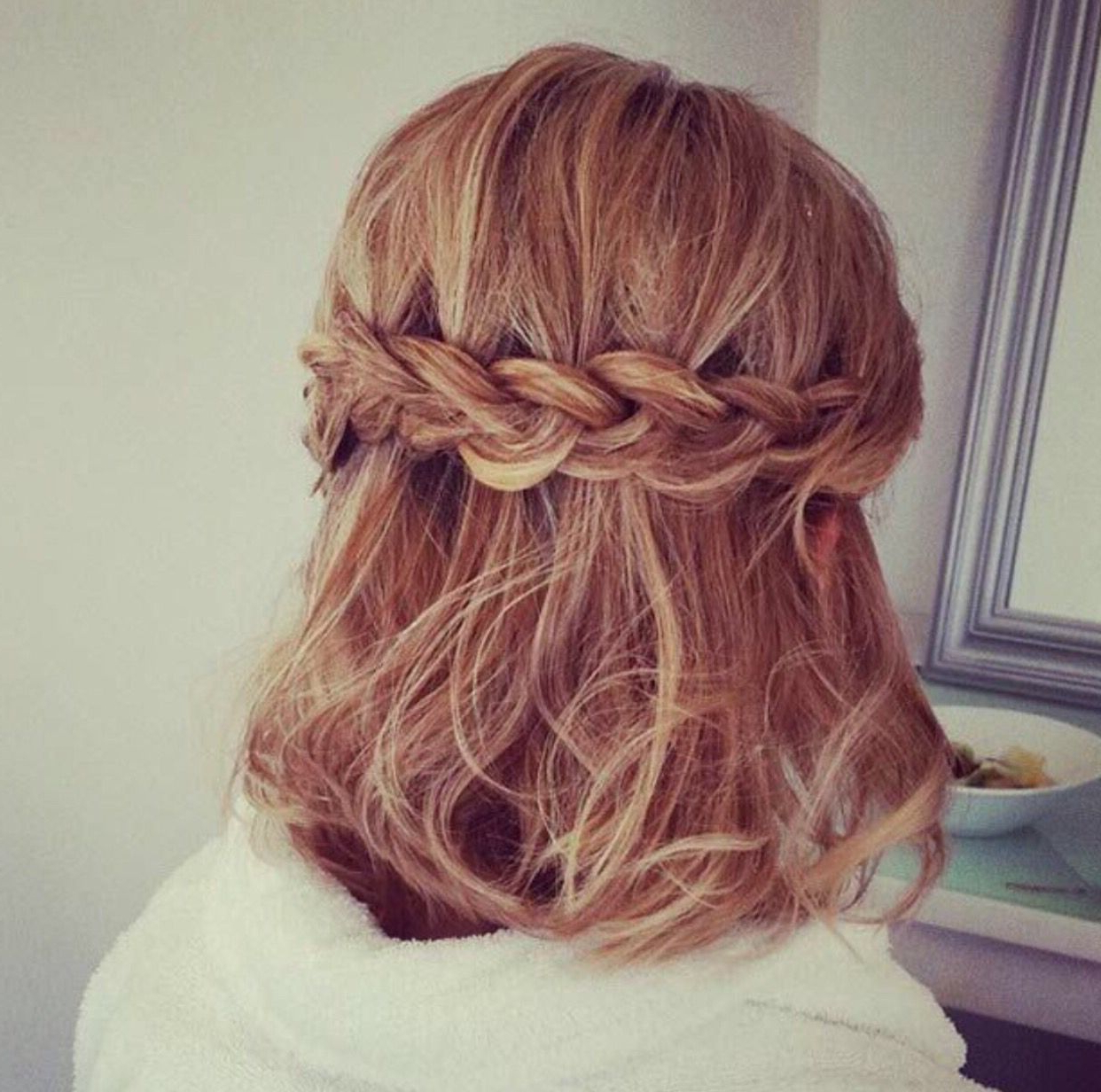 Piny On Hair (View 10 of 25)
