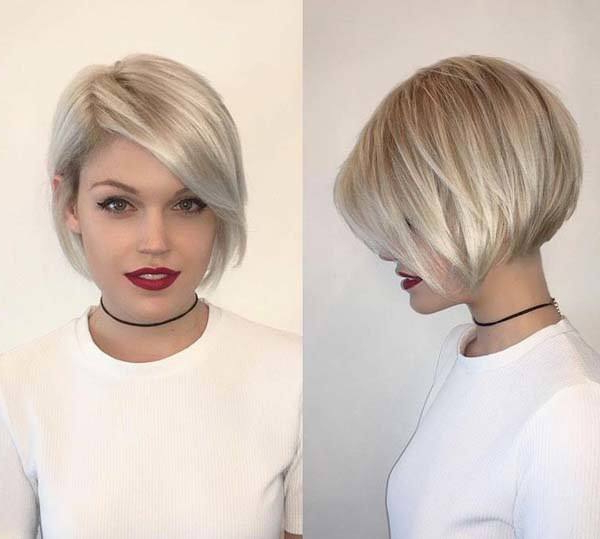 Pixie Bob For 2019 To Try Out That Will Blow Your Mind Instantly With Regard To Sunny Blonde Finely Chopped Pixie Haircuts (View 23 of 25)