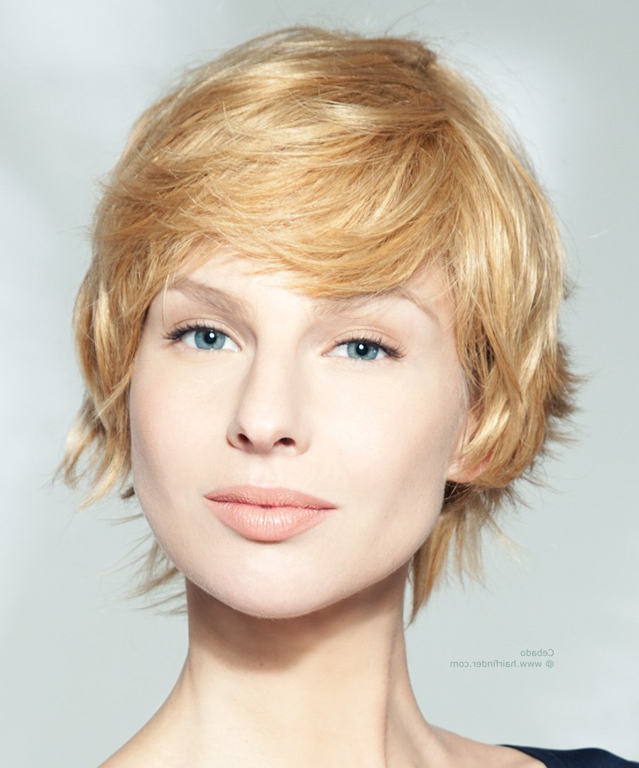 Pixie Cut Long Face – Hairstyle For Women & Man In Long Face Short Haircuts (View 20 of 25)