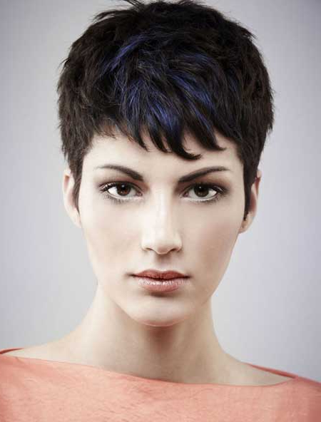 Pixie Cuts For Thick Hair | Best Hair Style Within Pixie Haircuts With Short Thick Hair (View 10 of 25)
